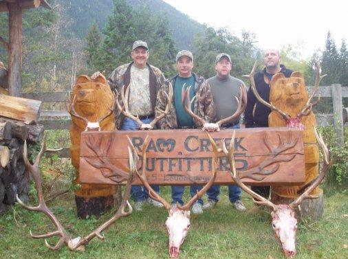 Ram Creek Hunting Experts
